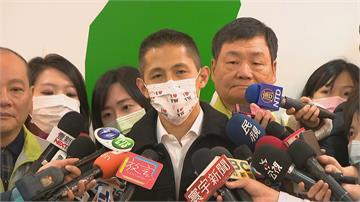 快新聞/正式參選台北市黨部主委 吳怡農領表登記:談市長選舉還太早