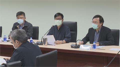 網路治安投票高雄墊底 陳其邁為警察打氣