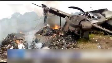南蘇丹貨機墜毀7死.1生還  天撒鈔票雨 民眾殘骸旁瘋撿錢