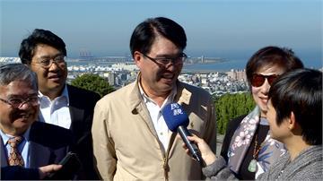 「春蠶到死絲方盡」 游盈隆宣布退出民進黨