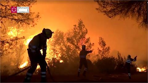 南歐熱浪助燃野火 歐洲遭焚林地第一多:義大利