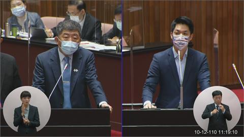 快新聞/藍委再質疑「打高端影響入境美國」 陳時中:事實是這一年台灣沒受旅遊限制