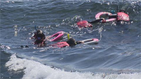 海泳、浮潛傳下週鬆綁 業者開放預約搶最後商機