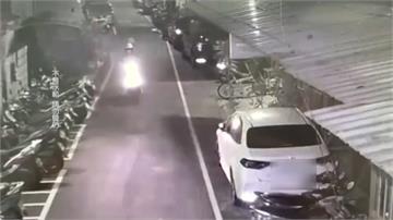 通緝犯闖紅燈露餡 拒警盤查不惜棄車逃逸