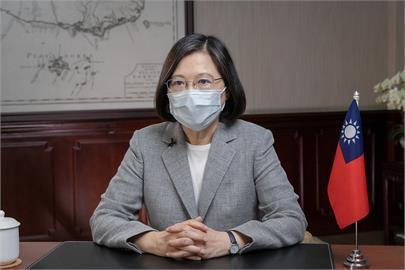 快新聞/日本第3波捐台100萬劑AZ疫苗! 蔡英文感謝「最前線外交團隊打拼」
