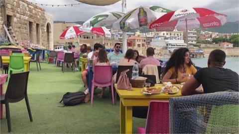 黎巴嫩沿海古城「貝特倫」 上演疫情觀光奇蹟