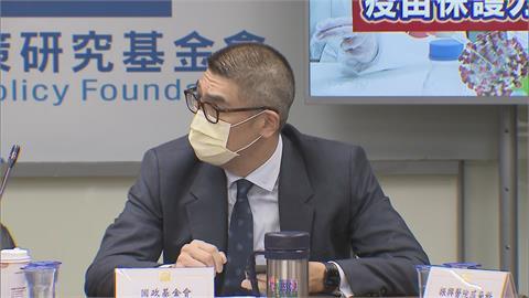 快新聞/提監督疫苗被勸不要「逆時中」 連勝文:黨內有同志判斷偏差