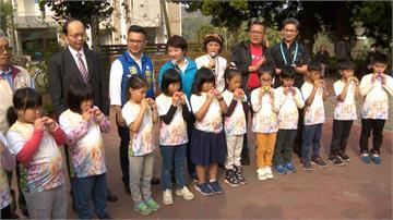 小學生自製影片 邀請「燕子市長」到校參觀