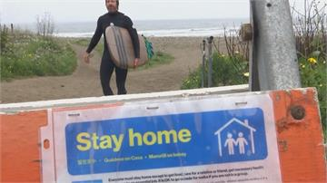 加州海灘成防疫破口 擬祭出禁令防堵遊客