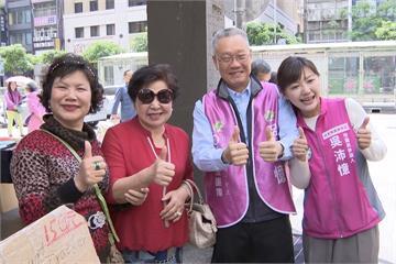 民進黨電話民調倒數 中正萬華區參選人賣力拜票