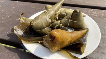 政壇掀南北粽大賽 李問PO這顆:唯一支持馬祖粽