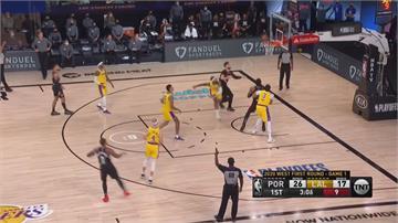 NBA季後賽爆冷 龍頭湖人、公鹿首戰皆輸老八