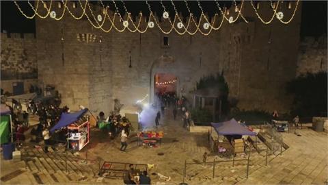 以巴衝突再起 耶路撒冷連兩日衝突逾300傷