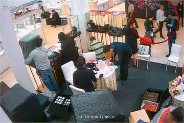 「寶石獵人」遭竊2億元珠寶 警方鎖定8外籍人士