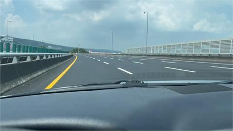 音浪來了!國道三修路品質差 駕駛如開碰碰車