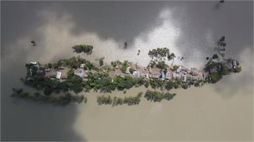 孟加拉16條河暴漲 1/3個國家泡水裡