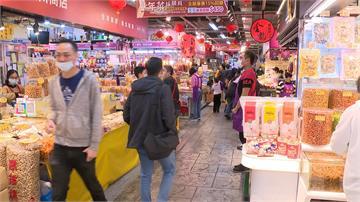 採買年貨別再人擠人!台北南門市場、北農、台北魚市、花市推網路平台 減少群聚