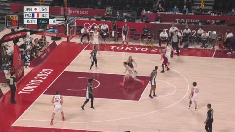 日本女籃創造驚奇! 挑戰美國七連霸力拚金牌