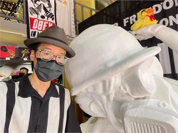 國安法限制自由 端傳媒離港、藝術家黃國才遷台