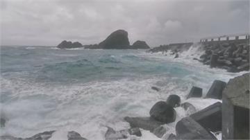巴威逐漸遠台灣 氣象局估今晚23:30解除海警