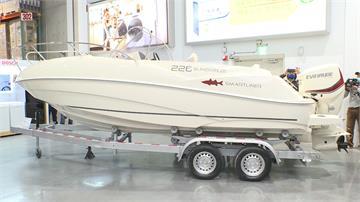 狂! 美式賣場新分店 賣百萬遊艇