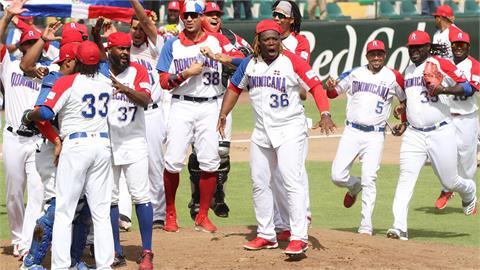 棒球3搶1/多明尼加擊敗委內瑞拉 搶下東奧棒球最後門票
