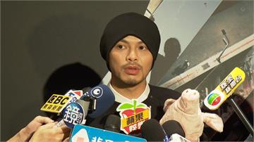 黃明志自爆回國後要被抓去關!感嘆「台灣包容性大很幸福」