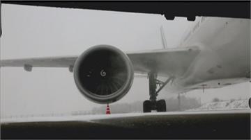 法航班機冒煙迫降!282人西伯利亞凍3天