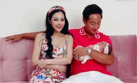 王思佳公開「50萬夢幻嬰兒房」!女兒出生2個月「衣櫃已全滿」