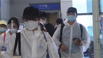 台北飛曼谷航班出狀況!旅客9人有發燒症狀
