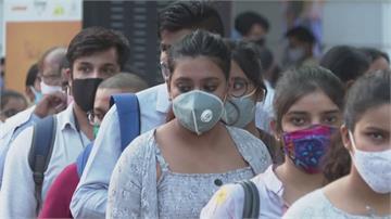 印度數突破800萬大關 首都新德里案例激增