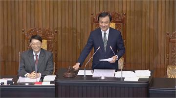 「今年預算今年審」公督盟痛批立法院根本違法!