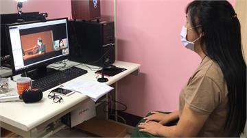 立委在家自主健康管理 成為立院視訊質詢第一人