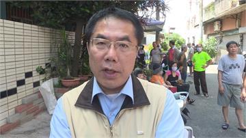 台南出現登革熱病例 黃偉哲督軍噴藥消毒