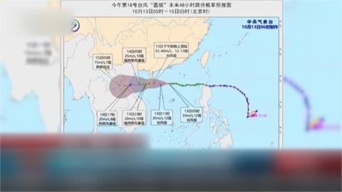 又增強為颱風!「圓規」將登陸海南島 深圳鹽田港關閉加劇供應鏈危機