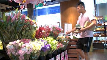 疫情重挫!花卉外銷量腰斬 全聯首次賣起鮮花