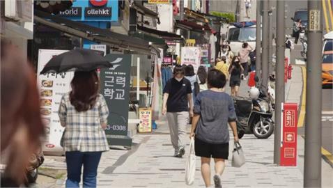 快新聞/疫情延燒!南韓單日增1212例確診 時隔半年再度破千例
