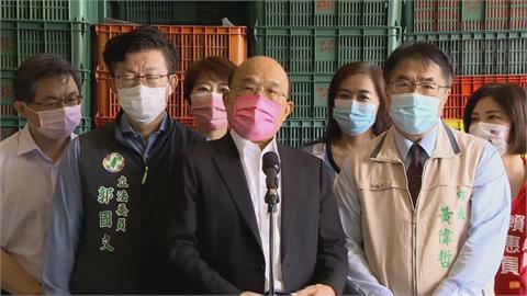 快新聞/柯文哲嗆前瞻8400億是「強盜在分贓」   蘇貞昌反擊了