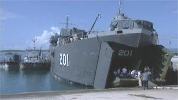 「不死戰艦」中海艦被當廢鐵 立委槓海軍