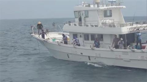 中國漁船違法越界海釣 15人全數押返馬公