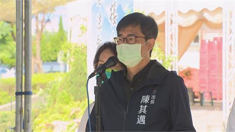快新聞/城中城大火遭國民黨告發瀆職 陳其邁:所有責難我承擔