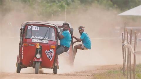 運動競賽無奇不有!  紅牛精選五大怪賽車