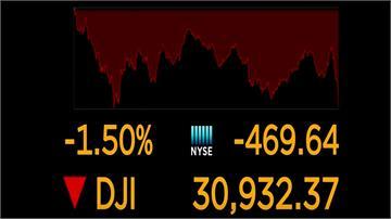 多空參雜 華爾街股市漲跌互見
