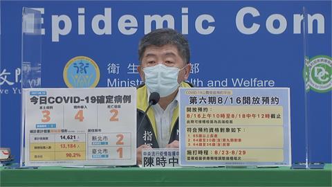 快新聞/南韓赴美國莫德納催疫苗奏效會影響台灣進貨? 陳時中:應該不會