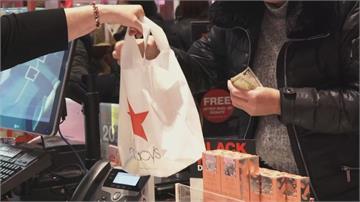 疫情感恩節送暖 大亨包下超市結帳櫃檯「免費買」