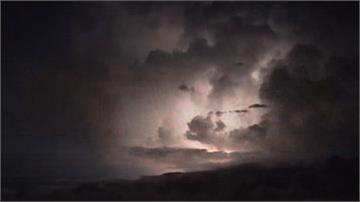 超閃!台灣去年161萬次閃電 「這裡」出現最多次