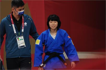 帕運/柔道女將李凱琳遭對手「一本」落敗! 無緣銅牌搶下第5名