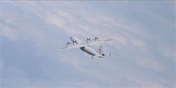 快新聞/中國2架軍機進入我西南空域 空軍防空飛彈追監廣播驅離