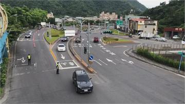 7月蘇花改18萬輛車次破紀錄 花蓮國旅大爆發 1個月1407起車禍
