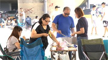 中秋全台皆有機會賞月 台北市河濱18處開放烤肉
